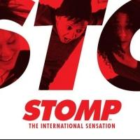 STOMP Celebrates 20 Years Off-Broadway at the Orpheum Theatre Tonight