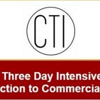 Three Day Intensive with CTI is Your Introduction to Commercial Producing