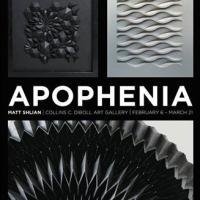 Matt Shlian Opens New Exhibit APOPHENIA at Loyola Today