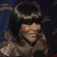 BWW TV: Cicely Tyson & THE TRIP TO BOUNTIFUL Cast Celebrates Opening Night!