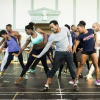 BWW TV: Memphis Lives in Them! In Rehearsal with the West End Company of MEMPHIS