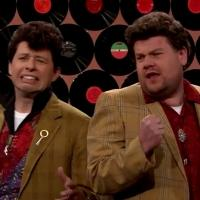 VIDEO: Jon Cryer & James Corden Recreate Iconic 'Pretty in Pink' Dance!