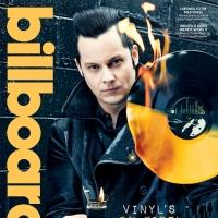 JACK WHITE Billboard Cover Story on Newsstands 3/10