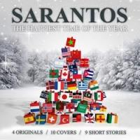Sarantos Surprises Fans with New Christmas CD, Out Today