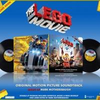 THE LEGO MOVIE: ORIGINAL MOTION PICTURE SOUNDTRACK Double LP Out Today