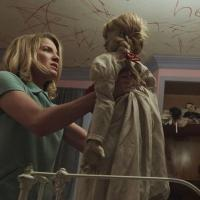 Review Roundup: Chilling Horror Film ANNABELLE Hits Theaters Today!