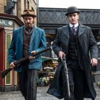 BBC America Premieres Season 3 of RIPPER STREET Tonight