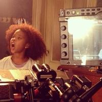 Behind The Scenes Of 'Hard Knock Life' In ANNIE Remake