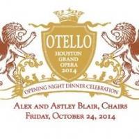 The Houston Grand Opera Launches its 60th Season with Verdi's OTELLO Tonight
