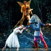 The Colorado Ballet Presents A MIDSUMMER NIGHT'S DREAM, Now thru 10/5