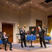 BWW Reviews: FIVE PRESIDENTS Is Unimpeachable