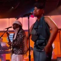 VIDEO: Chic Performs New Single & Classic Hit 'Good Times' on JIMMY KIMMEL