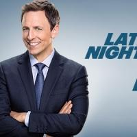 Check Out Monologue Highlights from LATE NIGHT WITH SETH MEYERS, 3/30