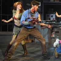 BWW Reviews: EVIL DEAD -THE MUSICAL Blasts Austin with the Boomstick