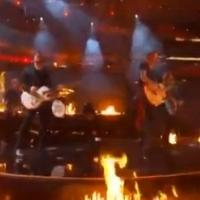 VIDEO: Florida Georgia Line Performs 'Sippin' on Fire' at ACM's