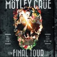 Motley Crue to Play Hershey's Giant Center This Summer