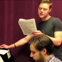 STAGE TUBE: In Rehearsal with Tyce Green, Teal Wicks and More for 54 SINGS HEART