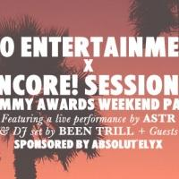 Encore! Sessions Moved to LA in Style with Kick-Off Party During 2014 GRAMMY Awards