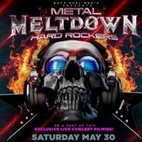 Metal Meltdown Festival to Feature TWISTED SISTER, EXTREME & More