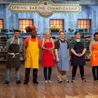 Food Network Announces New Series SPRING BAKING CHAMPIONSHIP