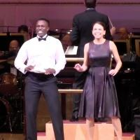 BWW TV: Sutton Foster Makes Carnegie Hall Debut with the Help of Joshua Henry- Watch Concert Highlights!