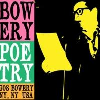 Constance Cooper to Perform Solo Set of Poems at the Bowery Poetry Club, 9/14