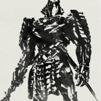 Photo Flash: First Look at WOLVERINE's 'Silver Samurai'