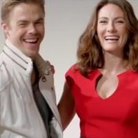 Derek Hough & Laura Benanti In Dazzling Video Promo For NEW YORK SPRING SPECTACULAR