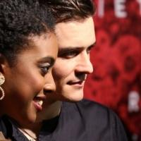 BWW TV: Condola Rashad, Orlando Bloom & ROMEO & JULIET Cast Celebrate Opening Night!