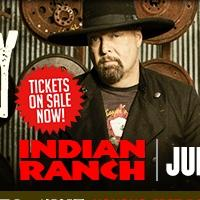 Montgomery Gentry Returning to Indian Ranch, 7/11