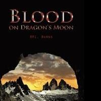 Second Book in Dragon's Moon Series, 'Blood on Dragon's Moon,' is Released