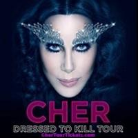 Cher Tour Tickets Selling with Record Demand for 2014