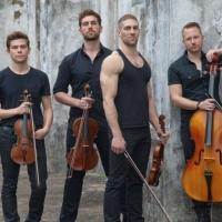 BWW Exclusive Interview: String Quartet WELL-STRUNG Serenades the Citizens of Minneapolis For a Good Cause