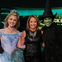 Photo: FIRST LOOK - Cast of WICKED Performs on Tomorrow's 'Katie'