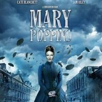 Cate Blanchett to Star in MARY POPPINS Reboot from Tim Burton?