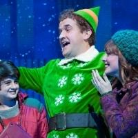 BWW Reviews:  Paper Mill's ELF is Heavy on the Showbiz Fun