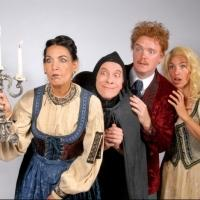 Photo Flash: Meet the Cast of Lakewood Theatre Company's YOUNG FRANKENSTEIN Photos