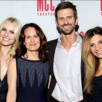 BWW TV: Chatting with the Company of MCC's THE MONEY SHOT on Opening Night!