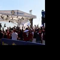 ESPN's SEC NATION Airs Live from Starkville Today