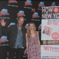 Photo Flash: HOW TO BE A NEW YORKER Stars Make New Home at Planet Hollywood