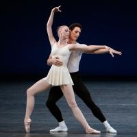 BWW Reviews: NEW YORK CITY BALLET Showcases Three Minimalist Masterpieces in 'Balanchine Black & White I'