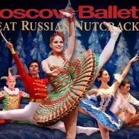 Select Youth Perform with Moscow Ballet in GREAT RUSSIAN NUTCRACKER Today