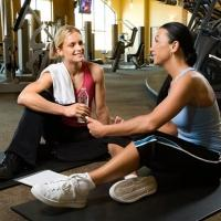 Fitness Tip of the Day: Friends for Support, Motivation