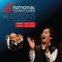 National Children's Chorus Holding Auditions in Washington, D.C. for Upcoming Season