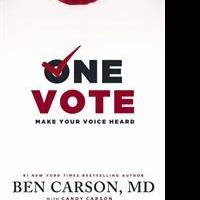 #1 New York Times Best-Selling Author Dr. Ben Carson Releases New eBook