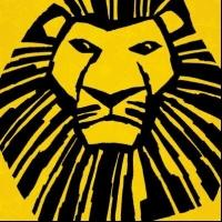 Disney's THE LION KING Comes to Boston Opera House, 9/9-10/12