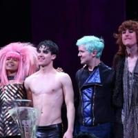 Photo Coverage: Darren Criss Debuts in HEDWIG AND THE ANGRY INCH!