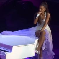 VIDEO: Ariana Grande Covers Whitney Houston Classic Accompanied by David Foster