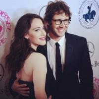 PHOTO: Adorable Couple Kat Dennings & Josh Groban Attend Charity Event