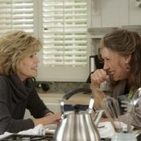 Photo Flash: First Look - Jane Fonda & Lily Tomlin Reunite for Neflix's GRACE AND FRANKIE
